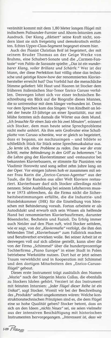 Piano News 05/2009 Teil 2